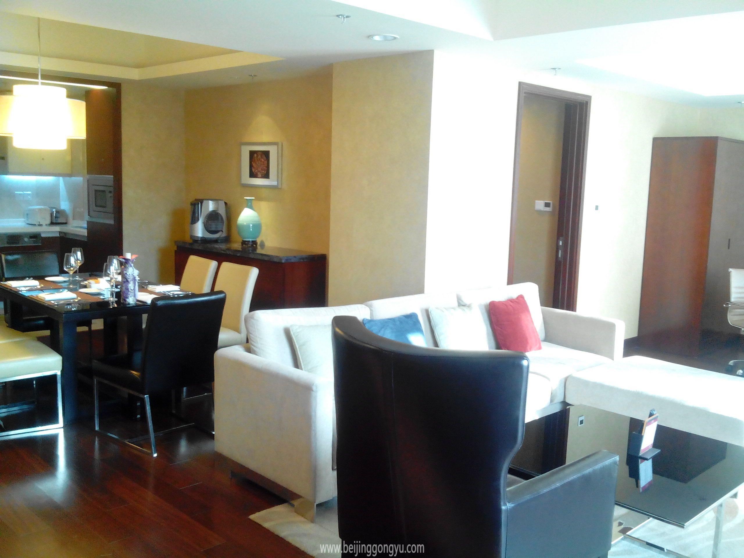 北京万豪行政公寓欢迎您