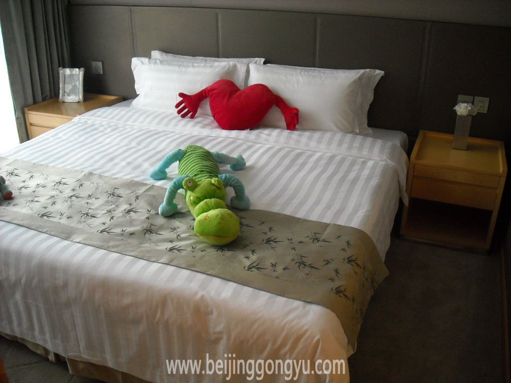 北京雅诗阁来福士中心服务公寓欢迎您