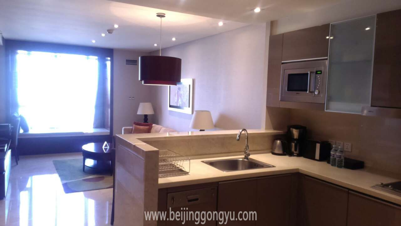 北京绿城奥克伍德华庭酒店公寓