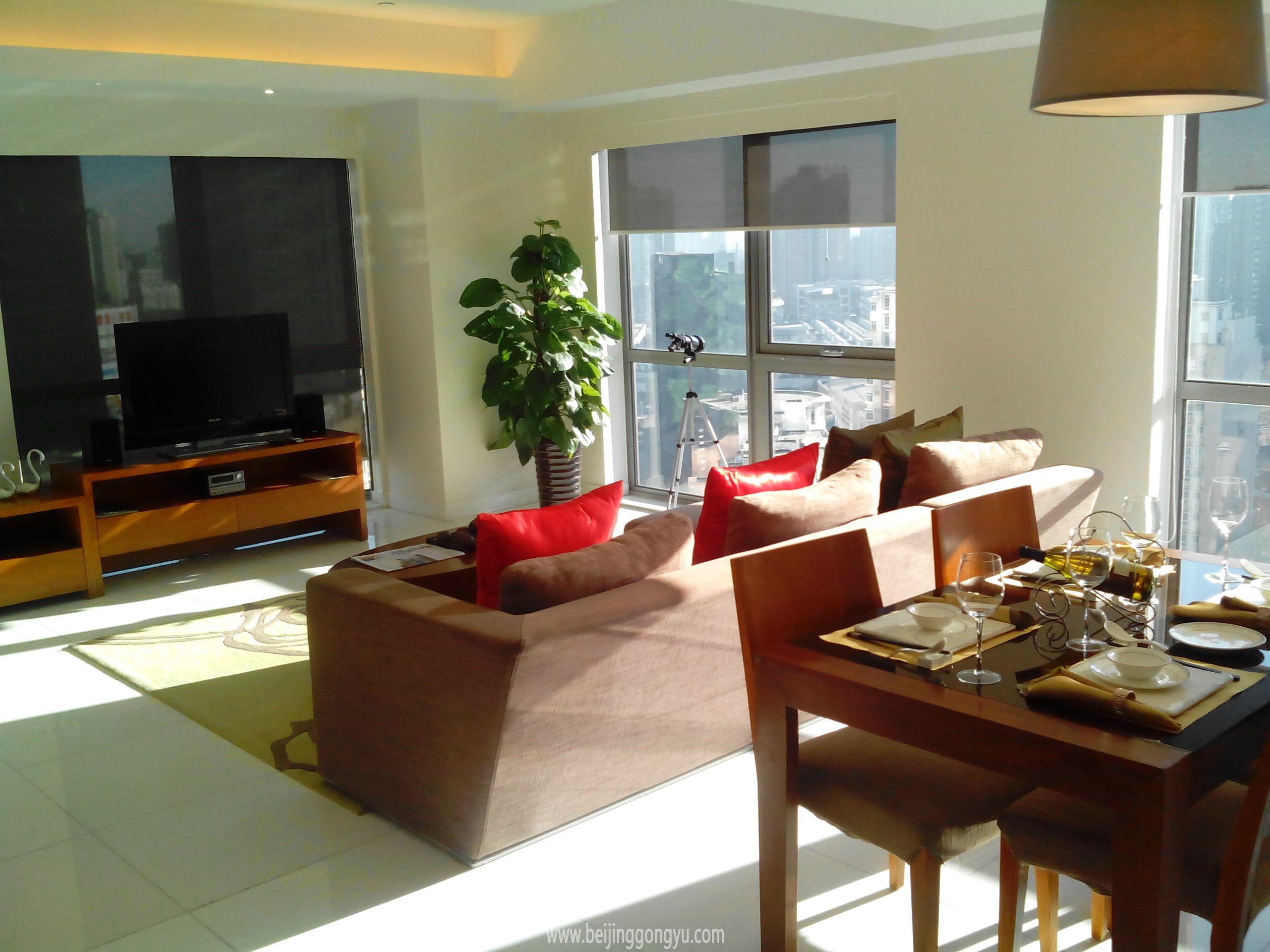 辉盛庭国际公寓欢迎您