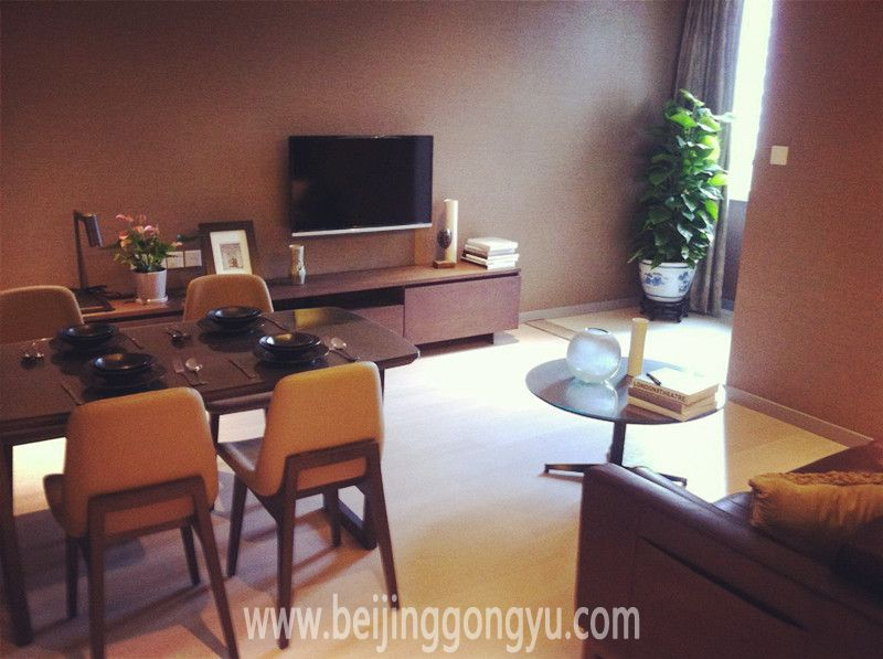 北京国贸世纪公寓怎么样